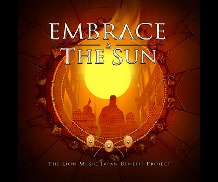 Embrace The Sun -cover