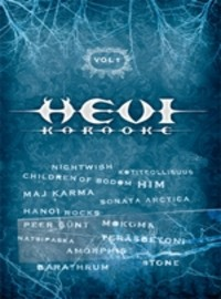Hevikaraoke Vol 1 DVD