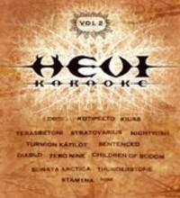 Hevikaroke vol 2 DVD