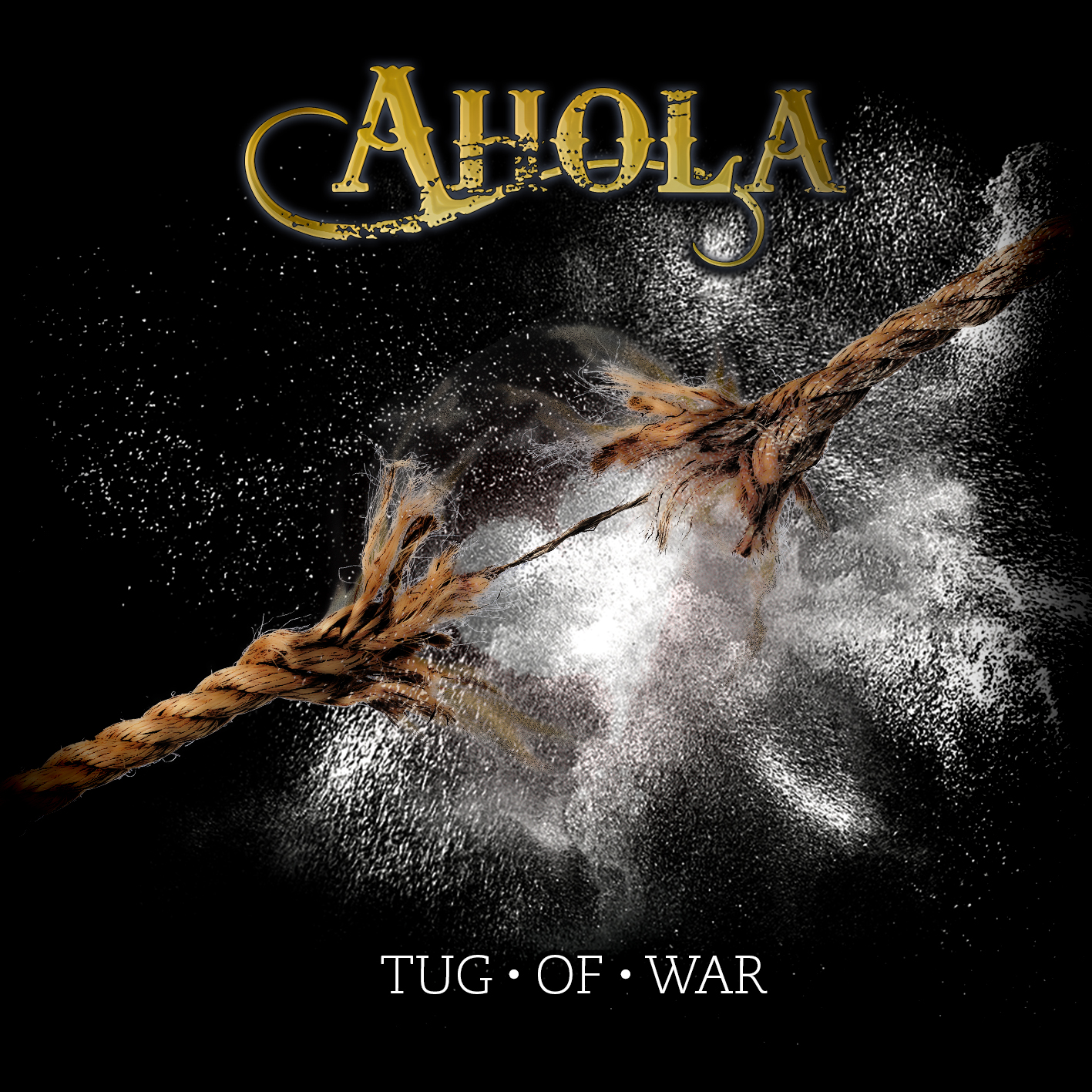 AHOLA - Tug of war - cover