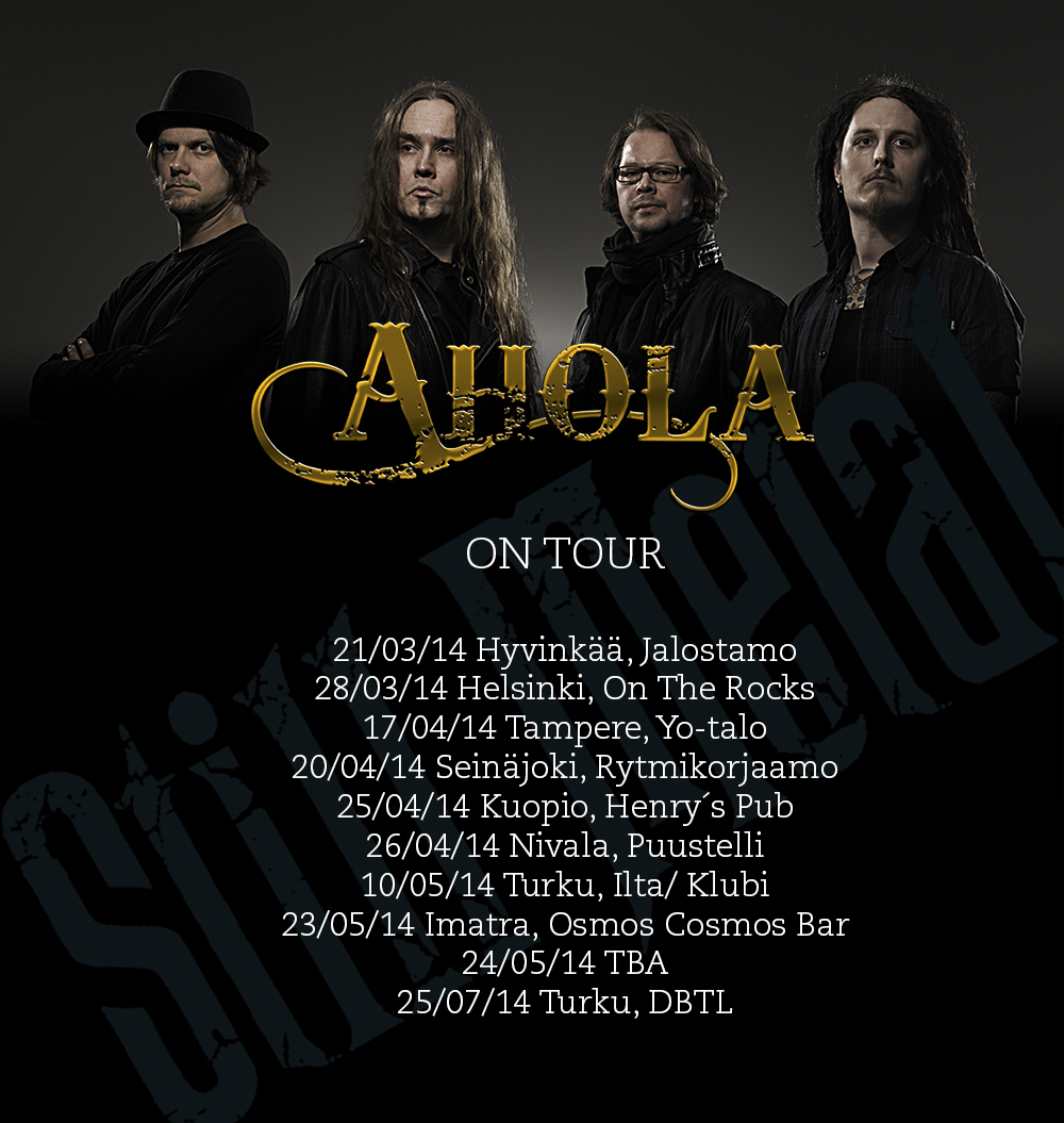 AHOLA gigs